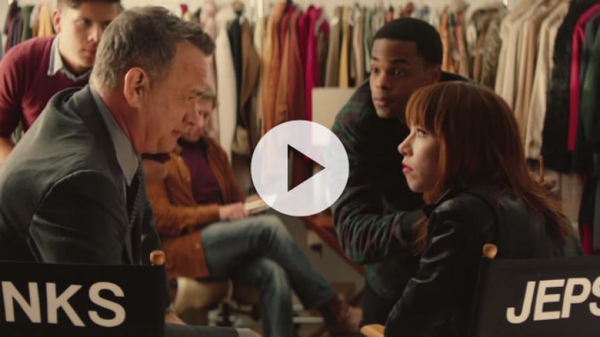 Se Tom Hanks i Carly Rae Jepsens nye video