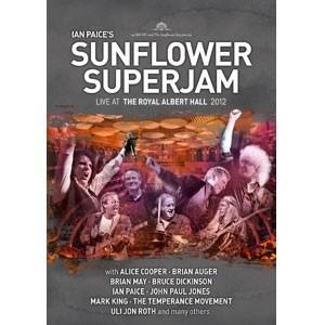 Ian Paice's Sunflower Superjam: Live At The Royal Albert Hall 2012, cd/dvd