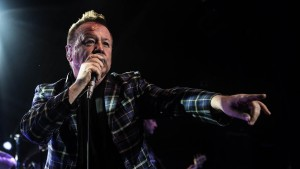 Simple Minds, Train, 10-3-2015