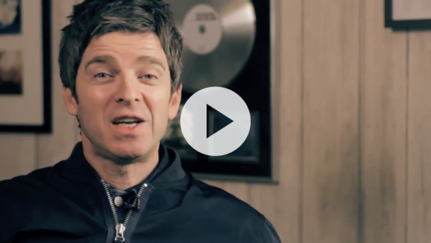 Se Noel Gallagher udtale sig om jazz
