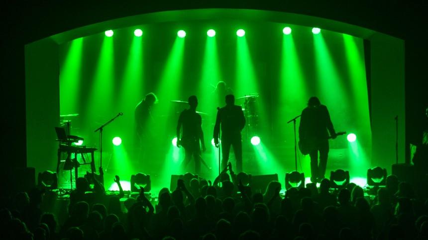 Magtens Korridorer og Østkyst Hustlers indtager Grøn Koncert – sammen