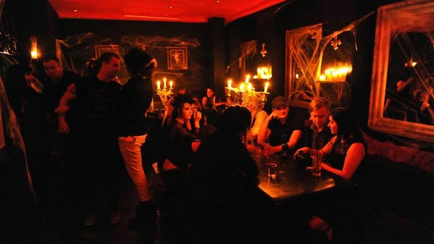 Goth-klubben The Black Cat fylder 15