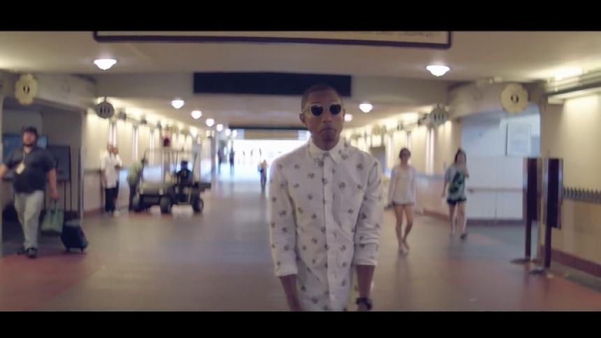 Marvin Gayes familie: Pharrells Happy er også et plagiat