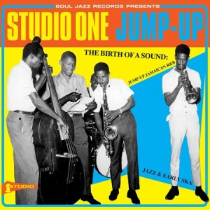 Various: Studio One Jump Up - the Birth Of A Sound: Jump-Up Jamaican RnB, Jazz and Early Ska
