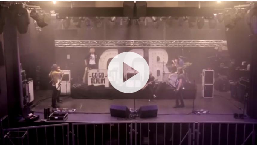 Kom med Go Go Berlin backstage