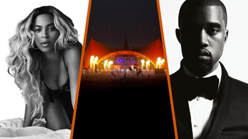 Kanye West kritiserer Roskildes booking af McCartney