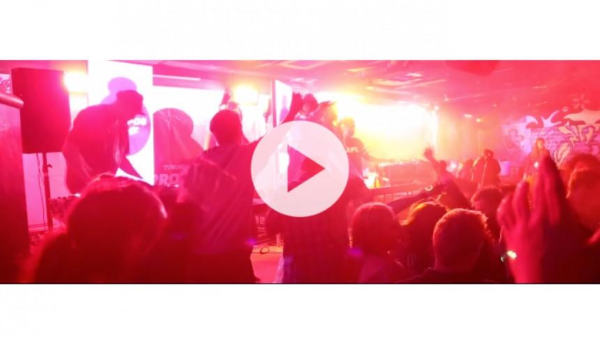 Den danske dj-elite tager på turné