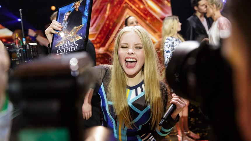 X Factor: Og vinderen er...