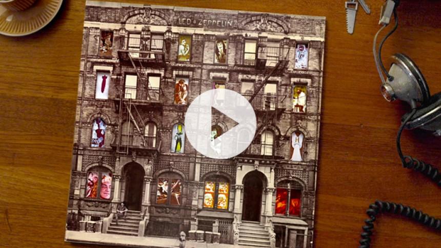 Se interaktiv musikvideo med Led Zeppelin