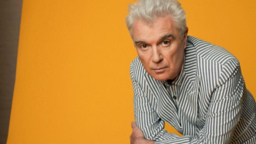 David Byrne kommer til Danmark