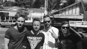 Saint Rebel i LA april 2015