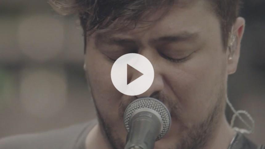 Mumford & Sons klar med live-video