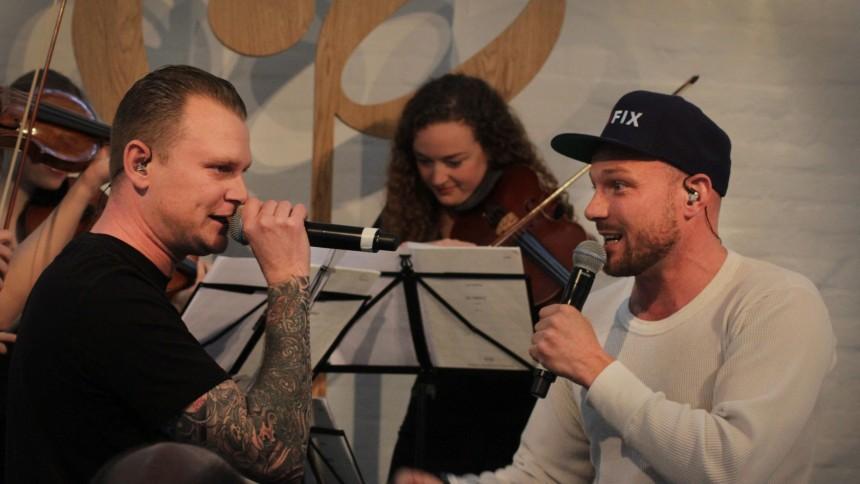 Stjerner fra Suspekt til Dodo hylder den danske sangskat i Vega