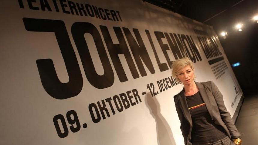 Aveny-T og Aarhus Teater bag verdens første John Lennon-teaterkoncert