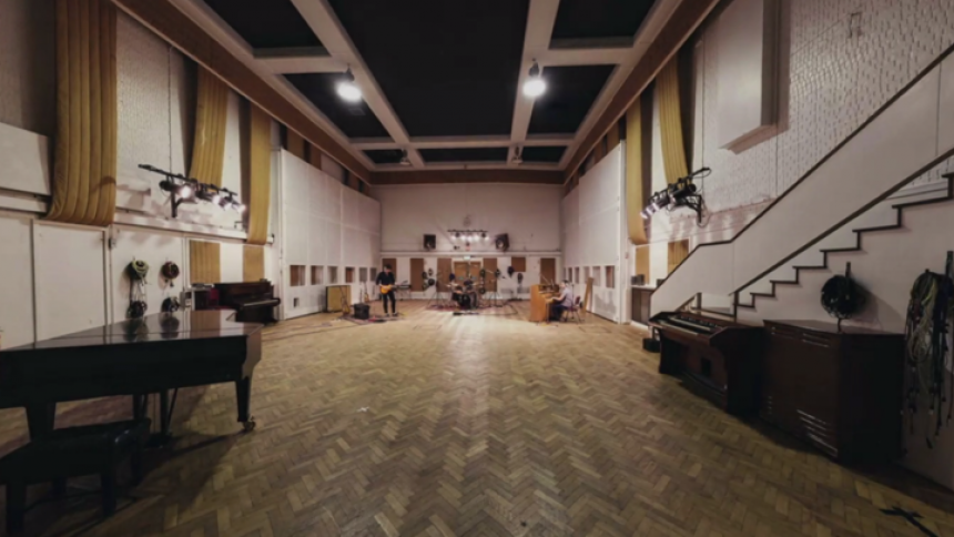 Kom på virtuel tour i Abbey Road-studierne