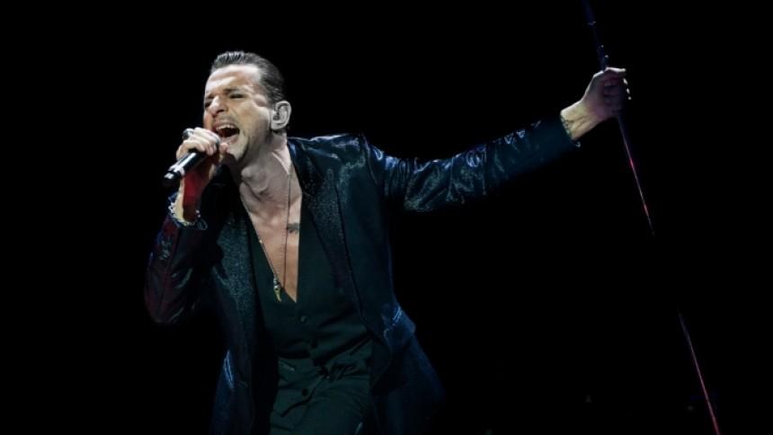 Depeche Mode bliver fejret i København
