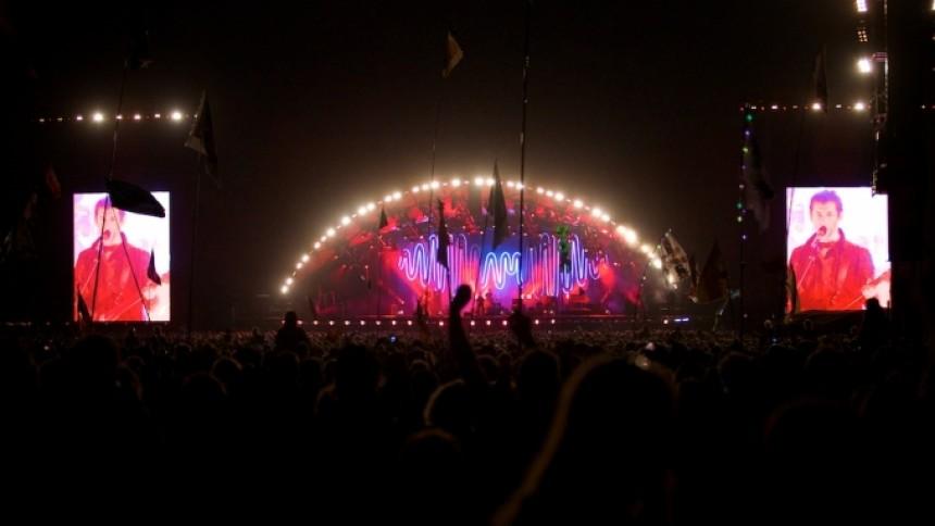 Roskilde Festival nærmer sig udsolgt