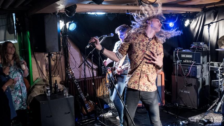TurboChild: Spot Festival, HeadQuarters, Aarhus