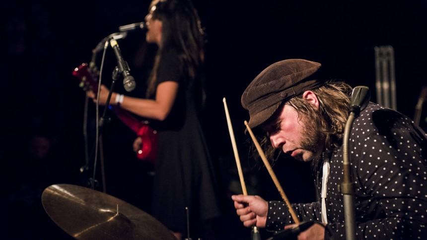 The Courettes: Spot Festival, Musikhus Aarhus, Kammermusiksalen