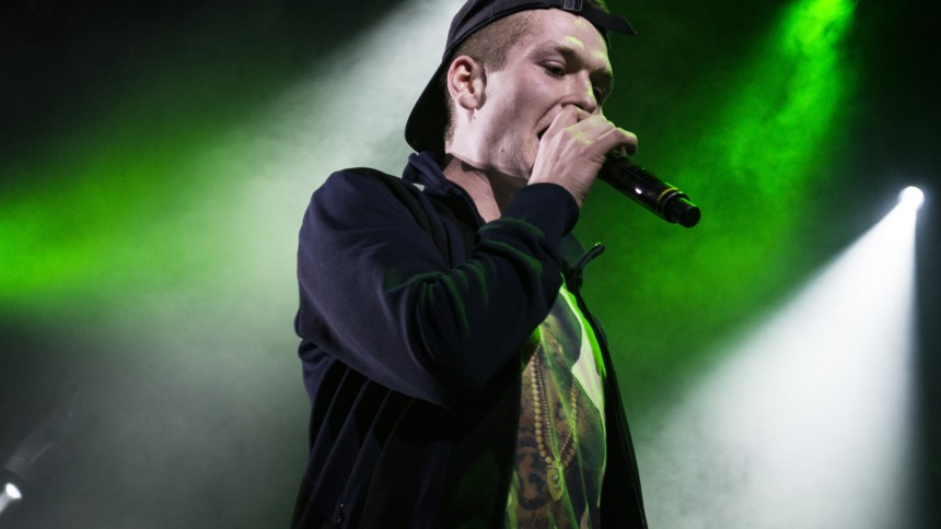 Emil Stabil og Soleima varmer op for amerikansk rapkomet