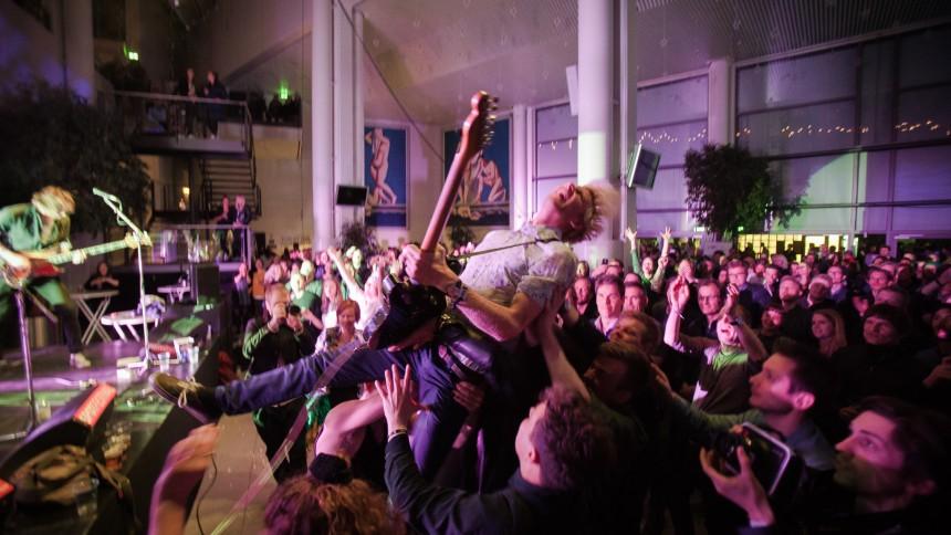 Vampire Blow : Spot Festival, SCC Minor, Aarhus