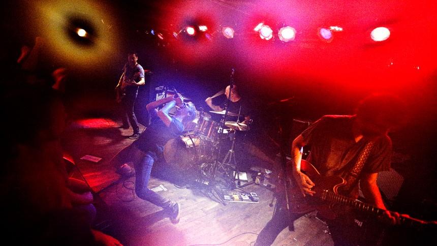 Mudhoney: Loppen, København