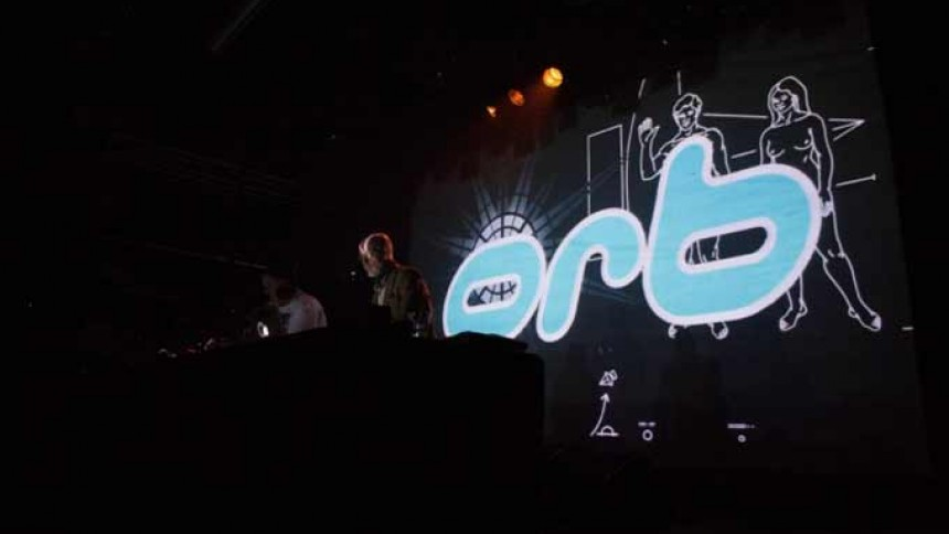 The Orb giver koncert i Danmark