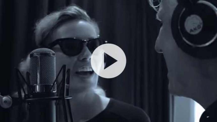 Se Connie Nielsen i ny musikvideo med TV-2