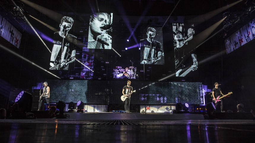 5 Seconds of Summer kommer til Danmark