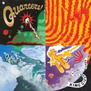 King Gizzard And The Lizard Wizard: Quarters