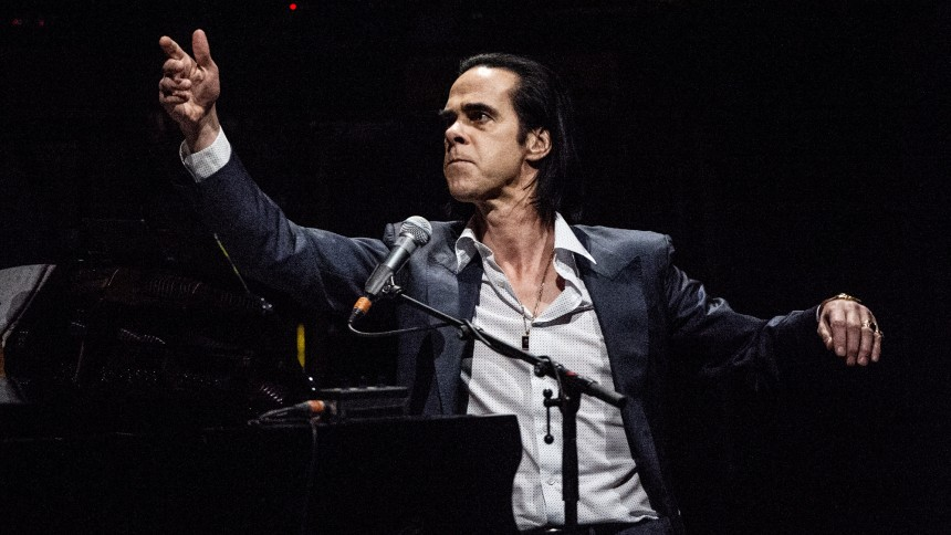 """Nick Cave til dansk """"conversation event"""" med snak og sange"""