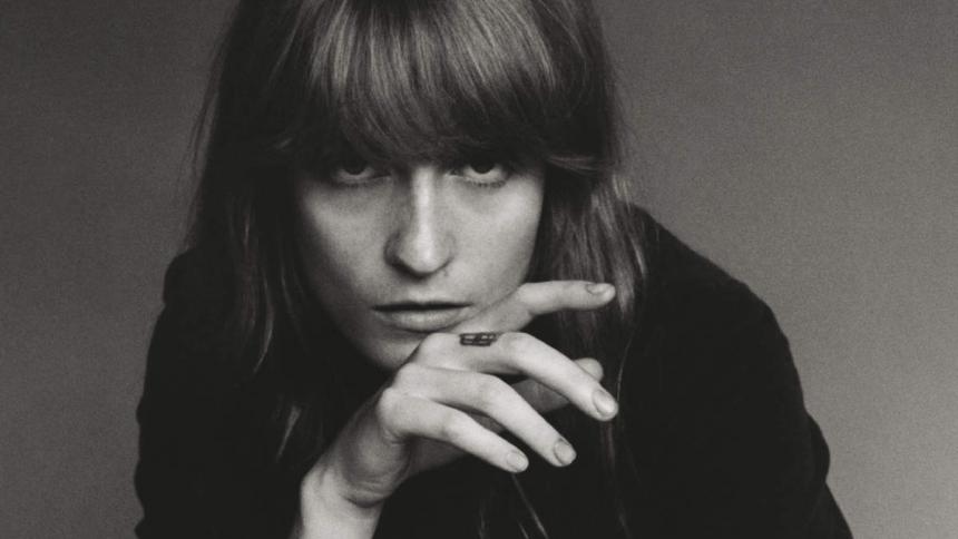 Her er Florence + the Machines 10 største hits på Spotify lige nu