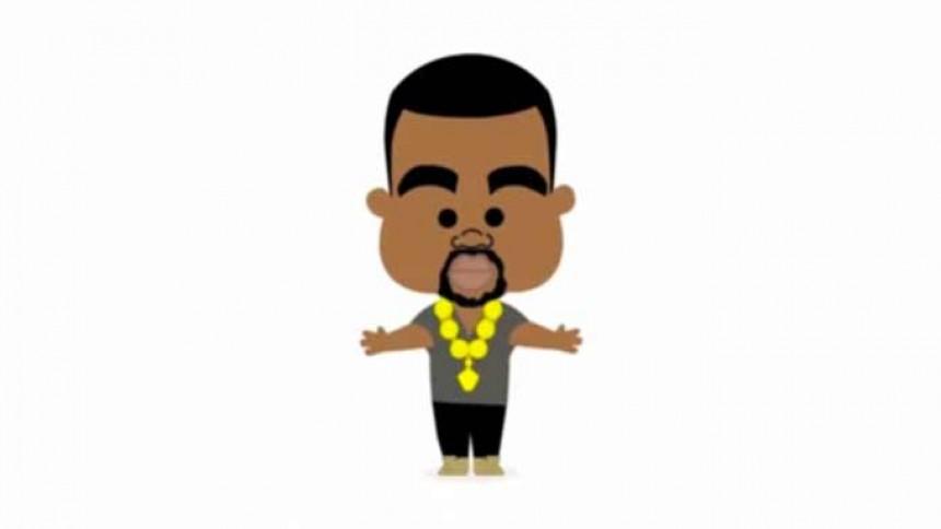 Mød interaktiv Kanye West i ny app