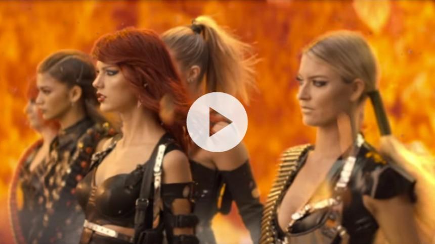 Taylor Swifts nye video slår rekord