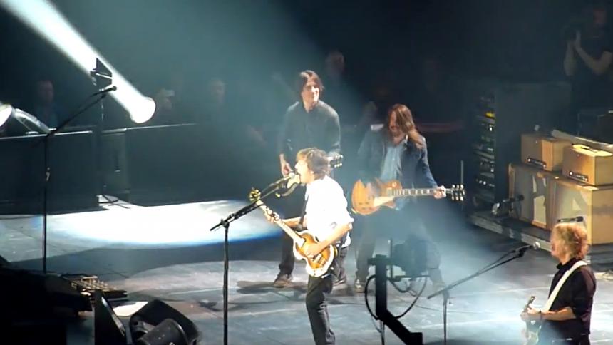 Store forventninger: Paul McCartney i absolut topform