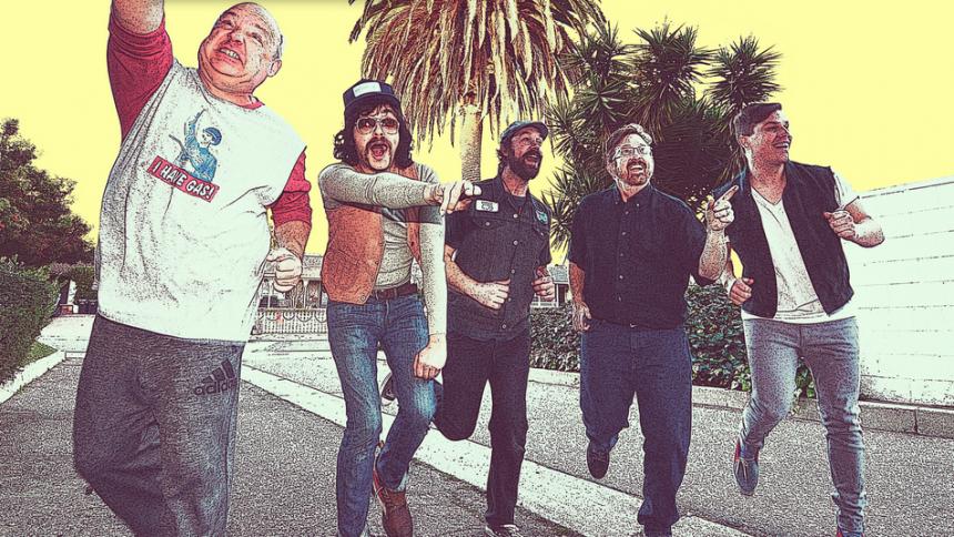 Tenacious D's Kyle Gass: Forvent rock and roll og gode grin