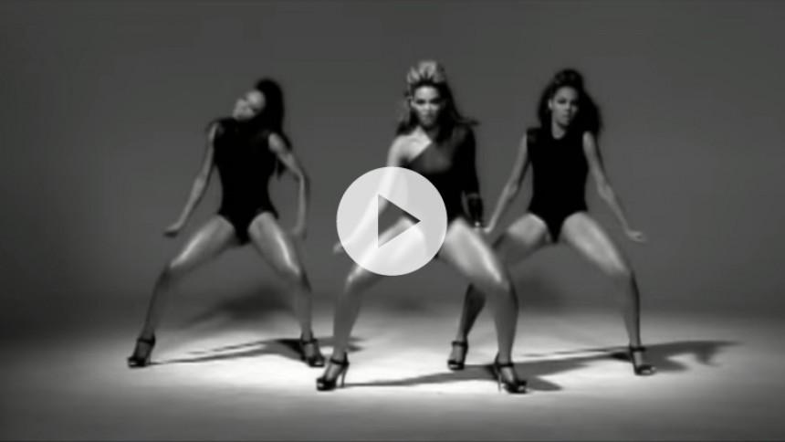 Beyoncés dans til DuckTales-temasang hitter på nettet