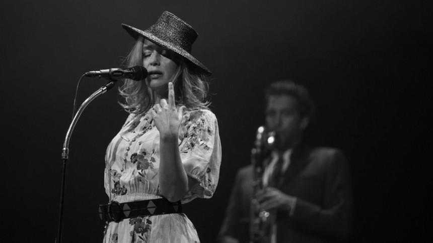 Anmelderrost Svensk Sangerinde Giver Tre Koncerter Gaffadk