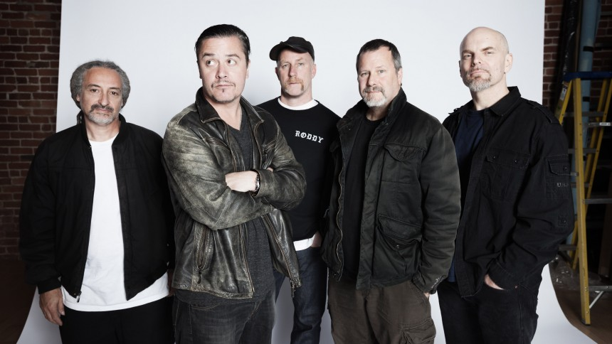 Reportage: Faith No More er i storform inden Tinderbox