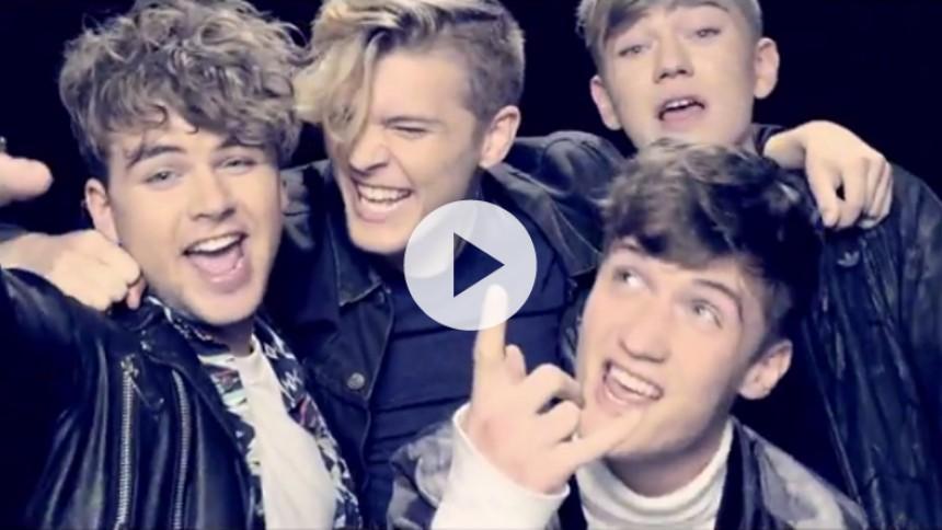 Se videoen til singlen Sommer fra Danmarks nye boyband