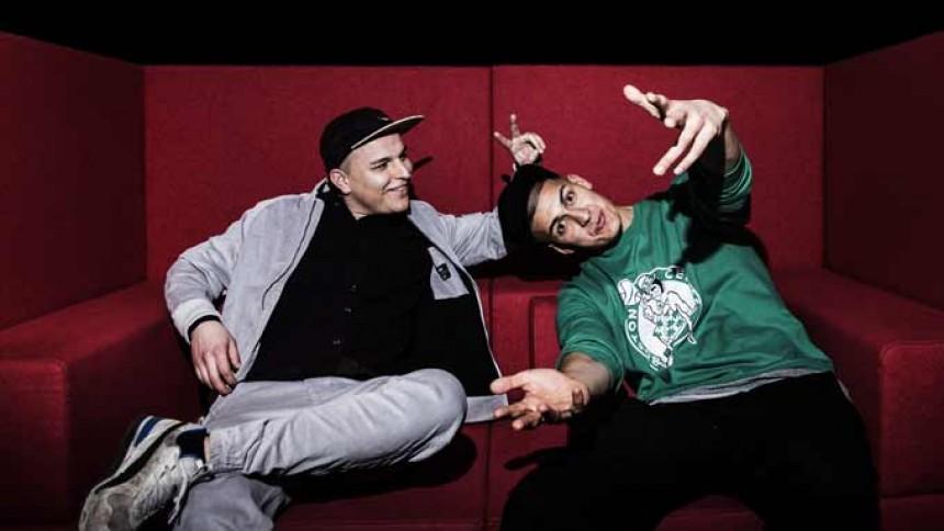 Camilo & Grande: På rejse efter viden og glæde