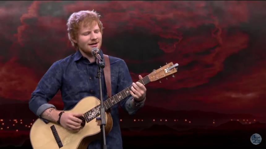 Ed Sheeran sagsøgt for plagiering med krav om 130 millioner