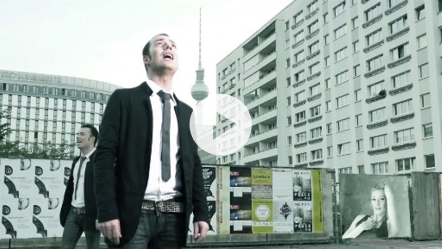 Se premieren på Laust Sonnes musikvideo fra Berlin