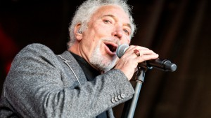 Tom Jones Mølleparken Sønderborg 060615