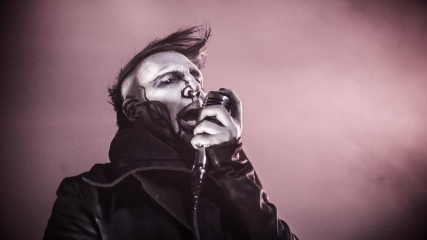 Marilyn Manson: Store Vega, København