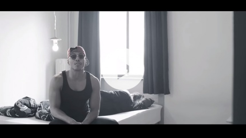 Video: Rapperen Lille udsender debutsinglen Misbrug
