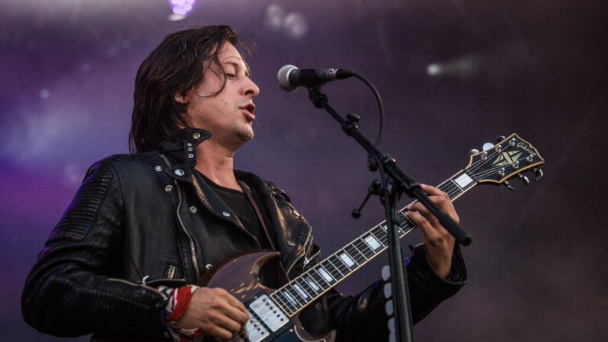 Carl Barat And The Jackals: NorthSide, P6 Beat Stage