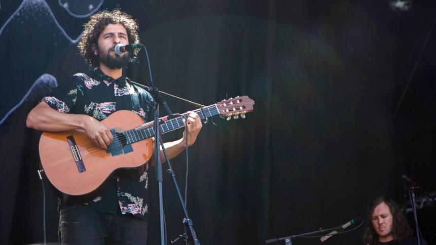 José González : NorthSide, Blue Stage