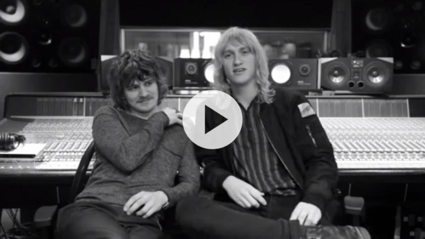 Video: Se danske Go Go Berlin fortælle om deres kommende album