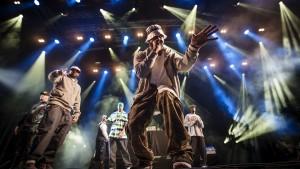 Wu-Tang Clan NorthSide 2015